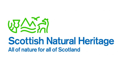 Becky Rae, Scottish Natural Heritage